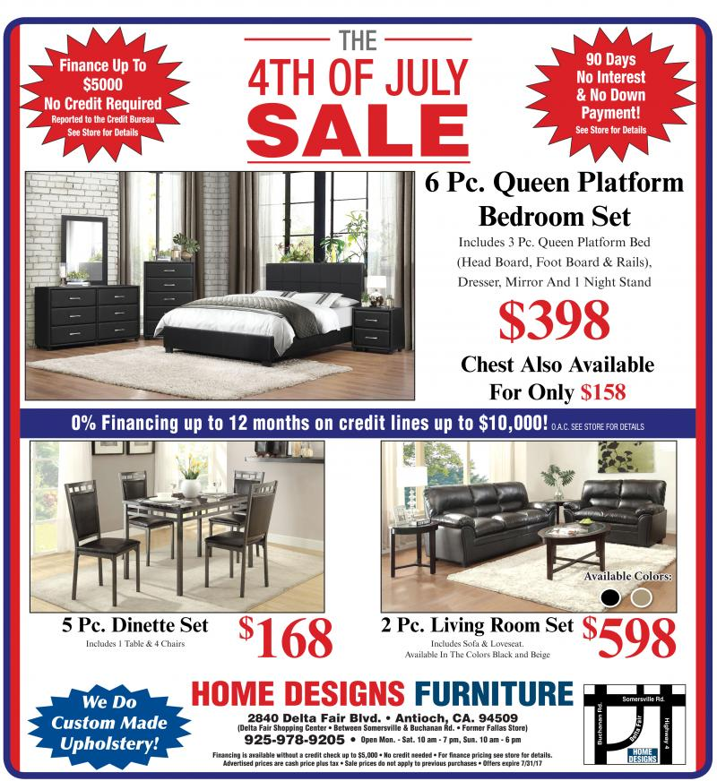 Furniture Store Ads: Home Designs Furniture